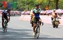 Chặng 8 giải xe đạp Cúp Truyền hình TPHCM 2018: Vinh danh Lê Quốc Vũ