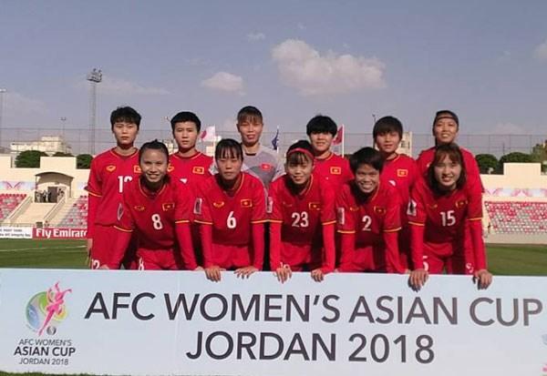 Asian Cup: Đội tuyển nữ Việt Nam thua đậm Nhật Bản 0-4 ở trận ra quân