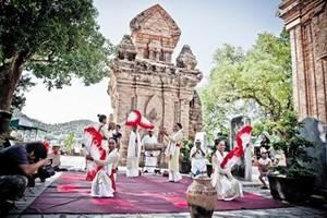 Lễ hội Tháp Bà Ponagar tại Khánh Hòa