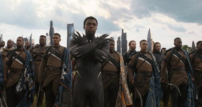 ''Black Panther'' đánh bại ''Infinity War'' ở đề cử giải MTV Movie&TV