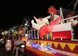 Đà Nẵng: Tưng bừng Lễ hội Carnaval đường phố