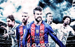 Barca - Real: Cuộc chiến vì danh dự và niềm kiêu hãnh