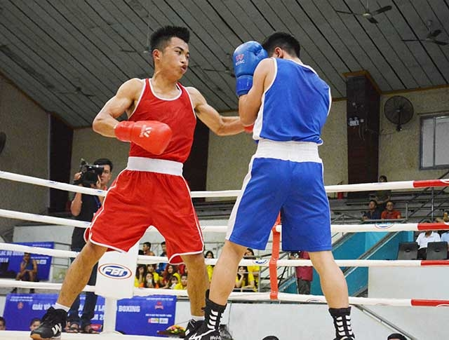 Gần 200 vận động viên tham dự Giải vô địch cúp các câu lạc bộ boxing toàn quốc