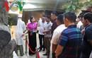 Hàng nghìn du khách đổ về thăm Điện Biên trong dịp 7/5