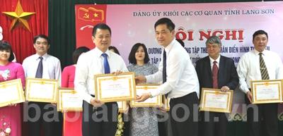 Đảng viên Bùi Minh Bằng nhiều sáng kiến, giải pháp công tác