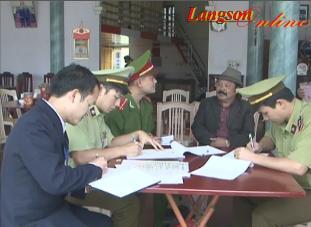 Thành phố Lạng Sơn: Tăng cường kiểm tra đảm bảo an toàn vệ sinh thực phẩm