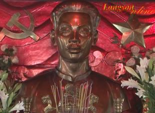 Dâng hương Kỷ niệm 70 năm ngày hy sinh của đồng chí Hoàng Văn Thụ