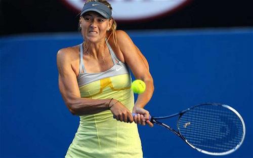 Sharapova thắng vất vả tại vòng 3 Australia Open