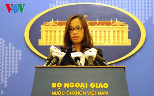Việt Nam khẳng định mạnh mẽ chủ quyền tại Hoàng Sa và Trường Sa
