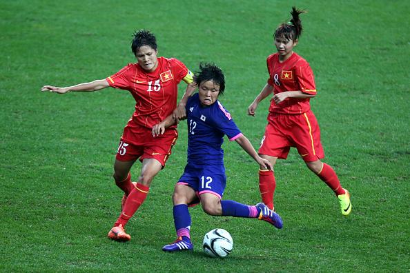 Hà Nội thưởng ĐT bóng đá nữ Việt Nam 1 tỷ đồng