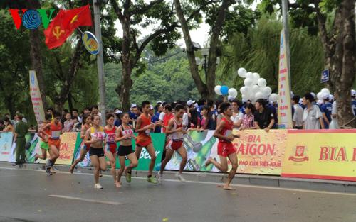Chung kết Giải chạy Báo Hà Nội mới mở rộng lần thứ 41