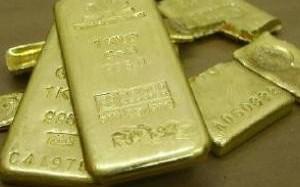 Giá vàng xuống thấp nhất trong vòng 4 năm