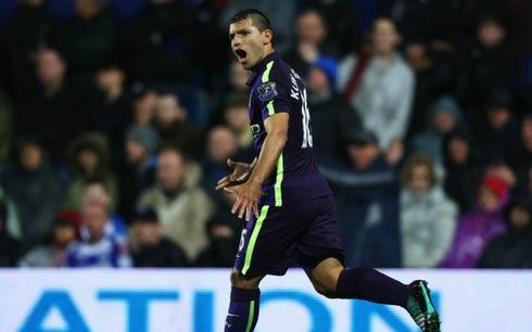 Man City lại gây thất vọng trên sân QPR