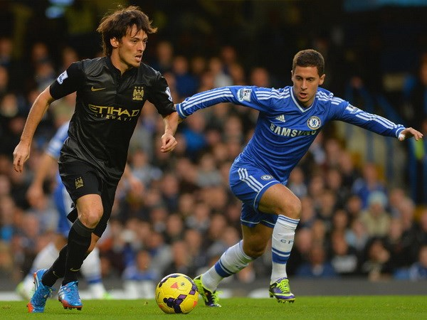 """Lịch trực tiếp bóng đá: """"Đại chiến"""" Manchester City-Chelsea"""