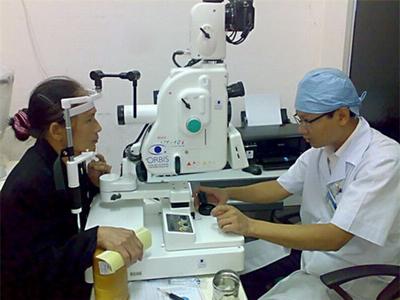 Bệnh glôcôm khiến 25.000 người Việt bị mù