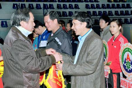 80 vận động viên tham dự Giải Bóng bàn Đại hội TDTT tỉnh lần thứ VII, năm 2014
