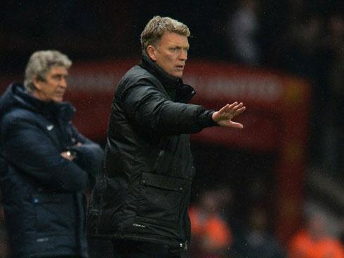 Moyes thừa nhận Man Utd thua kém Man City