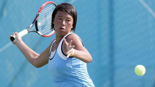 Tâm Hảo gặp Thanh Bình ở bán kết giải quần vợt nữ quốc gia