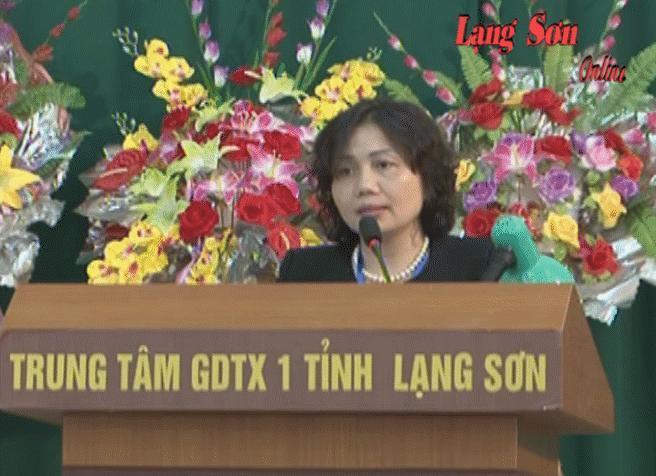 Lạng Sơn: Khai mạc hội thi tiếng Anh cấp trung học năm 2013 - 2014