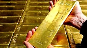 Giá vàng tăng nhẹ phiên cuối tuần