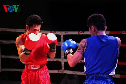 Khởi tranh Giải boxing, võ thuật cổ truyền các vận động viên xuất sắc toàn quốc năm 2014