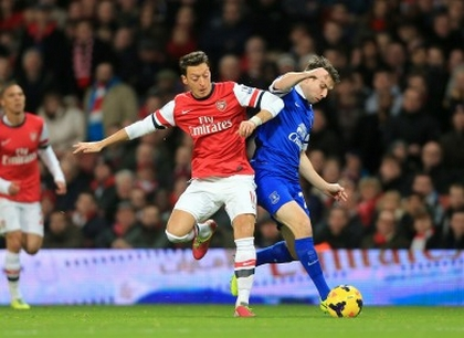 Everton – Arsenal: Tất cả vì Champions League