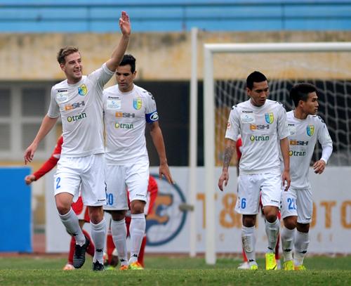 Hà Nội T&T hạ quyết tâm về đích sớm ở AFC Cup