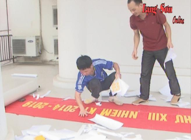 Khẩn trương, nghiêm túc chuẩn bị đại hội MTTQ tỉnh Lạng Sơn