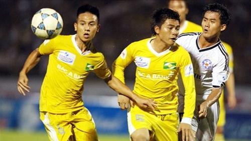 Sông Lam Nghệ An hòa SHB Đà Nẵng 1-1