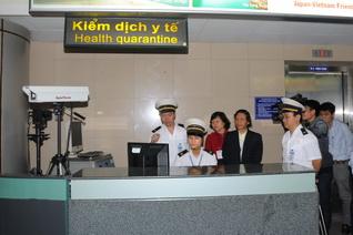 Tăng cường giám sát dịch bệnh do vi rút corona gây viêm đường hô hấp cấp