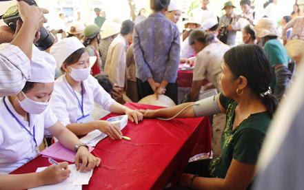 Phát triển y tế vùng biển đảo Tây Nam