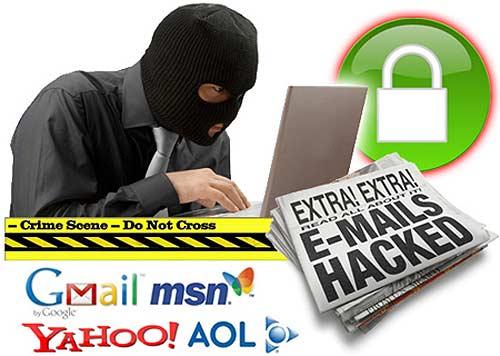 Báo động tin tặc tấn công hộp thư doanh nghiệp