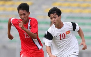 U19 Việt Nam quyết hạ gục U21 Singapore
