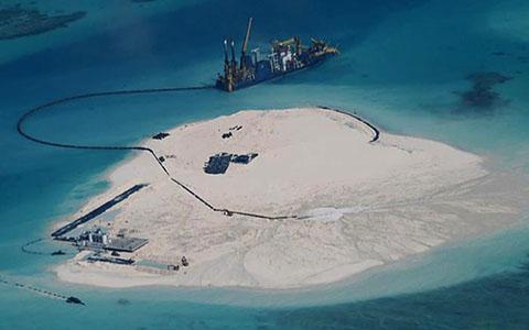 Phóng viên BBC cho rằng cần ngăn chặn tham vọng của Trung Quốc tại Biển Đông.
