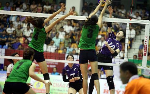 Giải bóng chuyền nữ quốc tế VTV - Bình Điền lần thứ 9