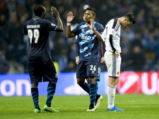 Porto – Bayern Munich: Thách thức gã khổng lồ