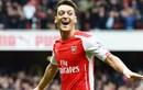 Mesut Ozil dọa Aston Villa trước trận chung kết FA Cup