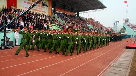 Đảng bộ Công an tỉnh: Dấu ấn một nhiệm kỳ