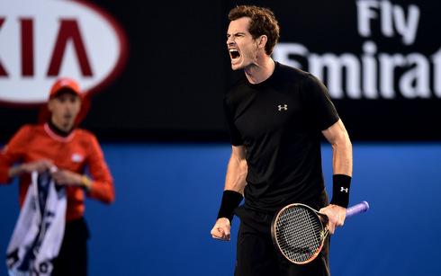 Andy Murray vào chung kết Australia mở rộng