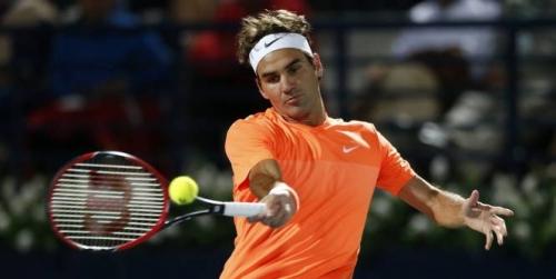 Roger Federer vô địch giải quần vợt Dubai