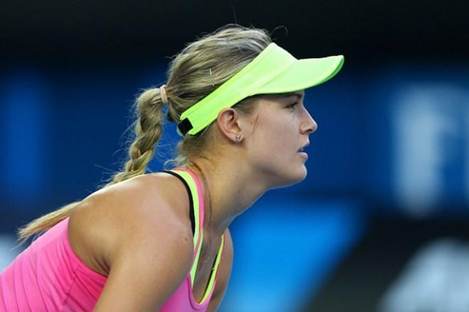 "Miami Open: ""Hoa hậu"" Bouchard thua sốc, Djokovic thắng nhọc"