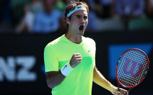 Federer dễ dàng vào vòng 3 giải Istanbul