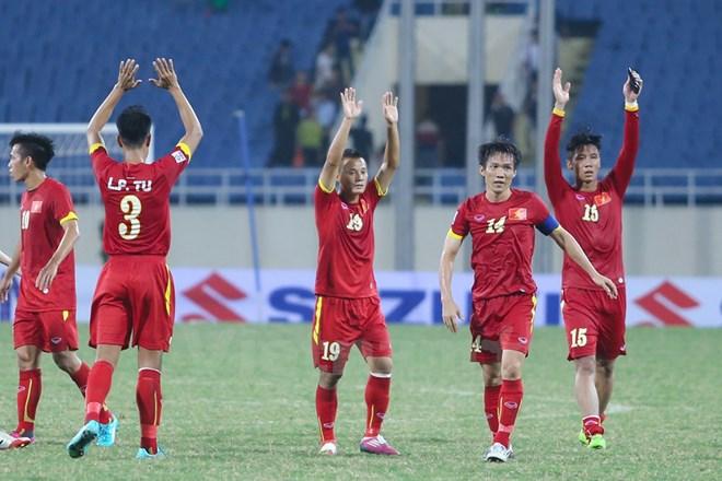 Đội tuyển Việt Nam trở lại vị trí số một khu vực Đông Nam Á