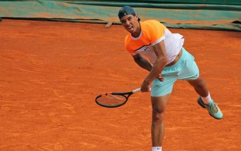 Nadal, Federer nhẹ nhàng vào vòng 3 Monte Carlo