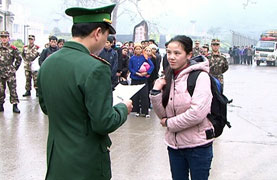 Quyết liệt ngăn chặn xuất cảnh trái phép sang Trung Quốc