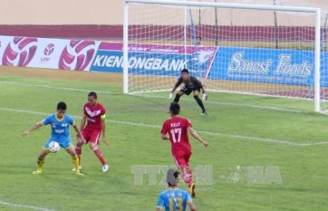 Khai mạc Giải bóng đá Cúp quốc gia - Kienlongbank 2015