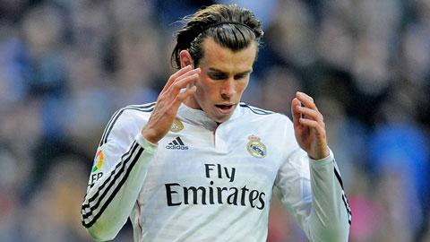 M.U chồng sẵn 100 triệu bảng cho thương vụ Gareth Bale