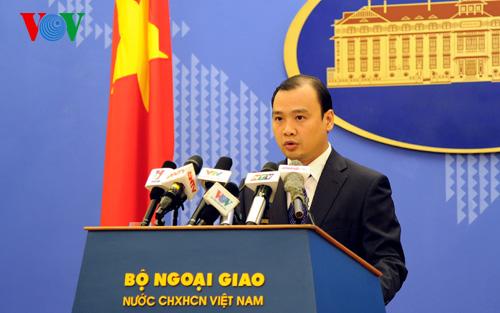 Trung Quốc cấm đánh cá ở Biển Đông là vi phạm chủ quyền của Việt Nam