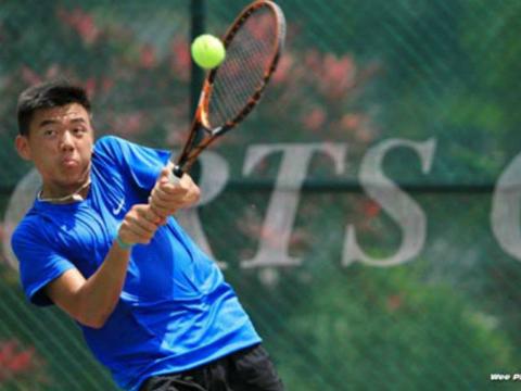 Lý Hoàng Nam thẳng tiến vào tứ kết tại giải quần vợt trẻ Italia