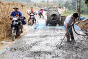 Gia Cát tập trung nguồn lực hoàn thành tiêu chí nông thôn mới